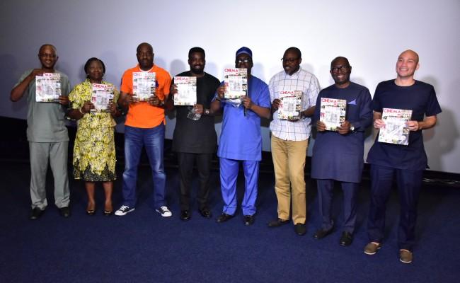 Cinema in Lagos