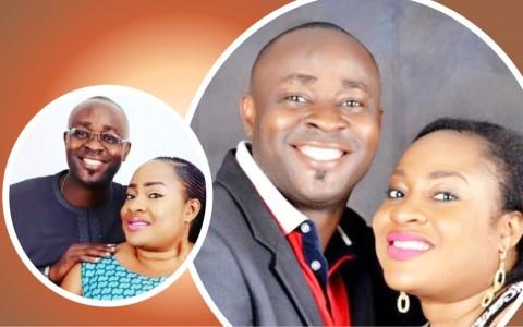 Foluke Daramola & Kayode Salako