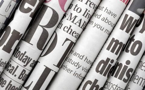 News 1 newspaper
