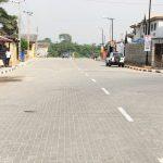 Newly commissioned Omotayo Banwo/Kola Iyamolere Street and other network of Roads in Ogudu, Kosofe Local Government
