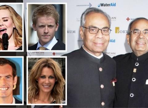 Sunday Times Rich List 2017