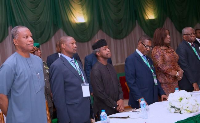 AG PRESIDENT OSINBAJO ATTENDS AbujaIFFAR