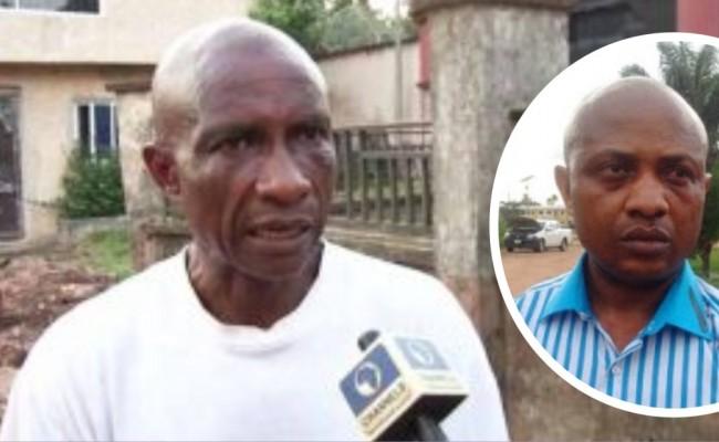 Evans Father Onwuamadike