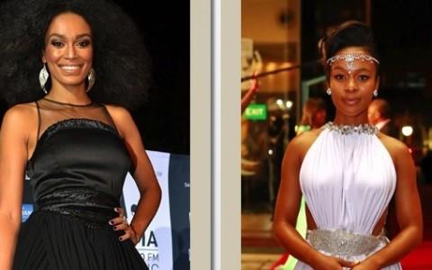 L-R_ Pearl Thusi and Nomzamo Mbatha-001