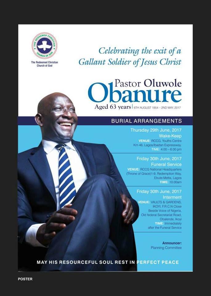 Pastor Obanure