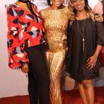 Michelle Dede, Ashionye Raccah and Nikki Laoye