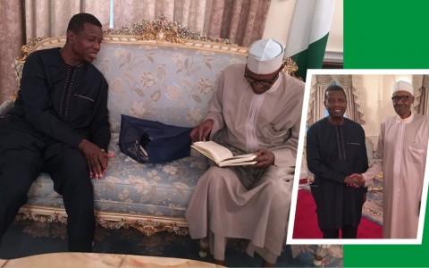 Adeboye & Buhari