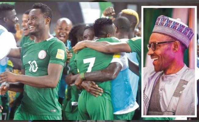 Buhari-Eagles