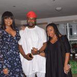 Film Director, Kemi Adetiba, RED Managing Partner, Adebola Williams and Co-Founder, Lights Camera Afria, Ugoma Adegoke