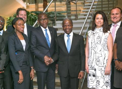 IBTC foreign investors forum 2