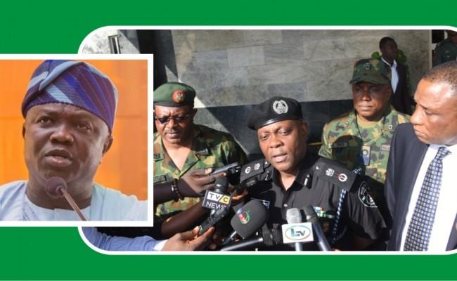 Lagos Security