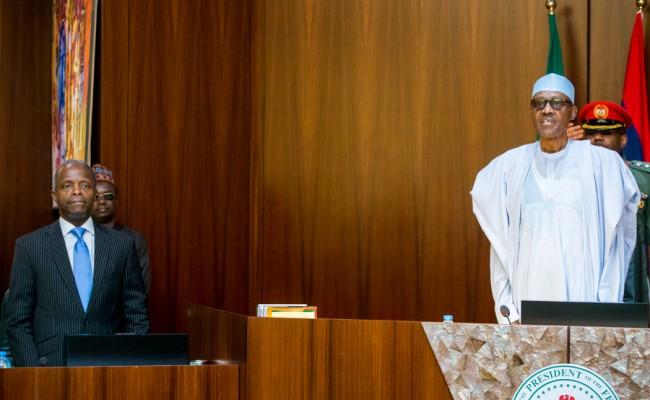 President Buhari presides over FEC2