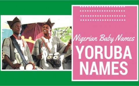 yoruba names