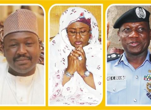 Idris - Aisha-Misau