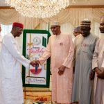 Buhari's 75th birthday