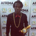 Stonebwoy, Ghana Artiste (Winner 2015 Best Artiste in  Reggae, Ragga & Dancehall)