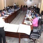 Ondo state First Lady, Mrs Betty Anyanwu - Akeredolu, and other participants