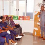Chaste talks Padman Africa