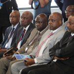 Permanent Secretary  Ministry of Transportation Alhaji Sabiu Zakar and other Directors of the Agency