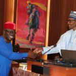 President Muhammadu Buhari swears-in Dr. Nkemka Oshimir Jombo-Ofo