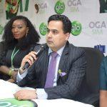 L-R: Afolabi Otufowora, Regional Head, Marketing Communications, Adunola Agboola, Brand Specialist, Ashok Israni, Regional Chief Marketing Officer and Iretiola Jonathan, Brand Specialist