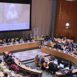 Wife of the President Mrs. Aisha Muhammadu Buhari Addresses the Participants