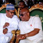 Buhari and Wike