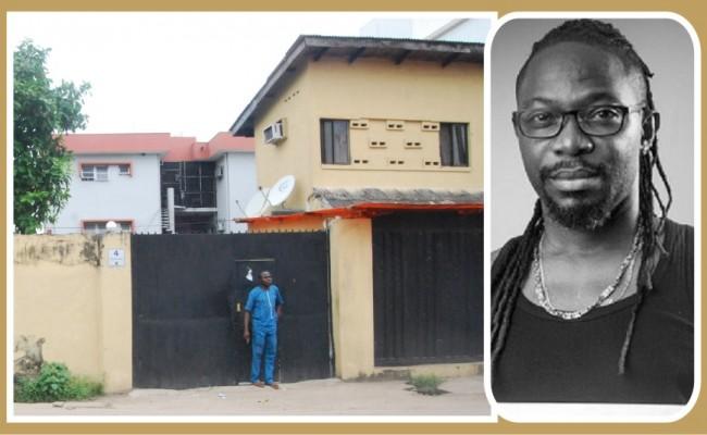 Image result for OJB's house in Gbaja