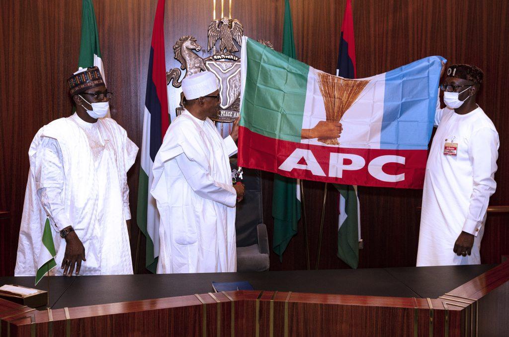 Buhari receives Ize-Iyamu, urges APC to avoid Rivers, Zamfara ...